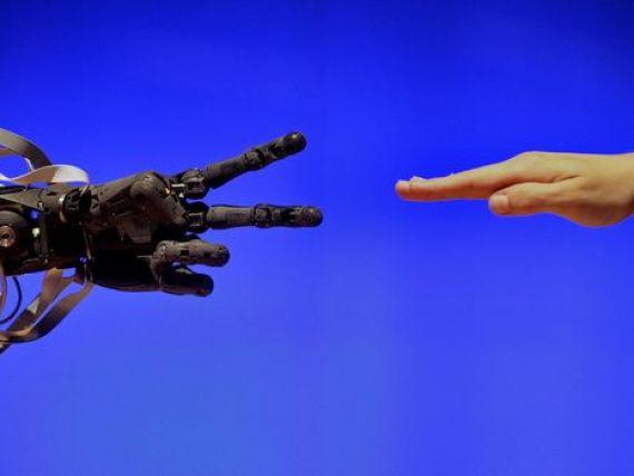 Industria romaneasca are nevoie de 10.000 de roboti pentru a ramane competitiva in regiune. Cati roboti  lucreaza  in Romania, comparativ cu tarile vecine