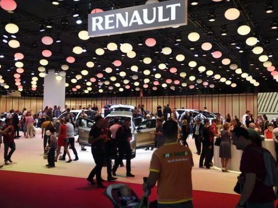 Fitch revizuieste in urcare ratingul Renault si estimeaza cresterea profitului operational
