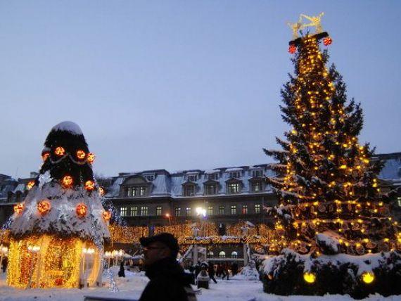 Hotelierii vor sa transforme Bucurestiul in Viena. Capitala va fi promovata ca destinatie de Craciun, iar preturile la cazare vor scadea la jumatate