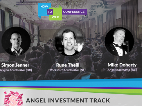 Investitiile de tip angel in analiza la How to Web ndash; Angel Investment Track