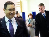 Alegeri prezidentiale 2014. Rezultate oficiale BEC: Iohannis - 54,50%, Ponta - 45,49%, dupa centralizarea a 99,07% din procesele verbale