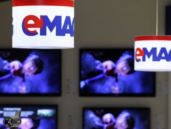 eMAG a deschis un magazin cu produse pentru copii in complexul Grant Shopping Center din Crangasi