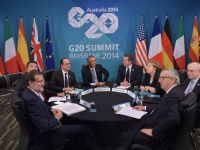 Statele G20 vor sa-si creasca PIB-ul cu 2,1% pana in 2018, prin sprijinirea comertului