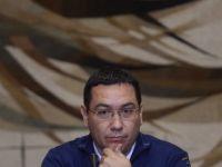 Ponta: Sunt hotarat sa raman in functia de premier, imi exprim dorinta de dialog cu Iohannis. Lumea sa stea linistita, nu marim taxele, impozitele, nu crestem cota unica