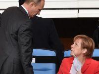 """Moscova spera ca relatiile sale cu UE nu au atins un punct """"fara intoarcere"""". Merkel avertizeaza asupra amenintarilor Rusiei asupra Republicii Moldova, Serbiei si Georgiei"""