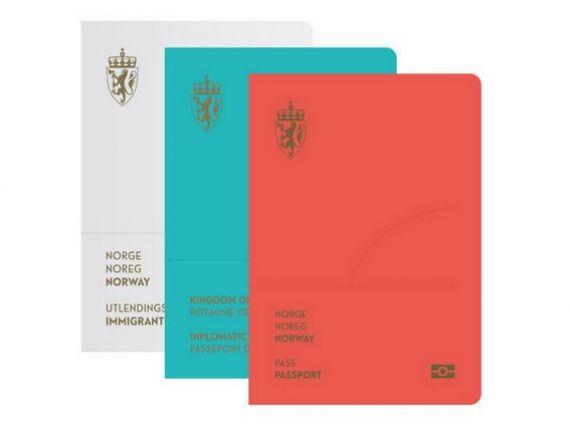 Cel mai  cool  pasaport din lume. Dupa cel mai tare design al unei bancnote, Norvegia uimeste din nou