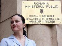 Sefa DIICOT, arestata pentru abuz in serviciu. Schema prin care Alina Bica ar fi aprobat o despagubire ilegala, intr-un dosar cu un prejudiciu de 60 mil. euro