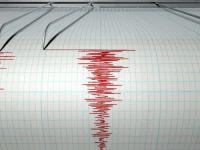 Cutremur cu magnitudinea de 5,7 in zona Vrancea, resimtit si la Bucuresti