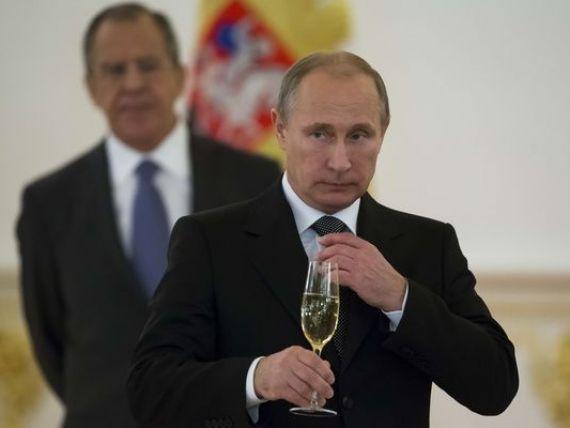 Putin: Rusia nu vrea sa fie izolata de o noua Cortina de Fier