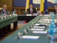 Premierul Victor Ponta propune o restructurare a Guvernului, dupa adoptarea bugetului, din care ar urma sa faca parte si partidul lui Popescu-Tariceanu