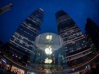 Apple a pierdut 46 mld. dolari, dupa ce actiunile au scazut cu peste 8%, la deschiderea bursei. Gigantul american a anuntat primul declin al cifrei de afaceri, in 13 ani