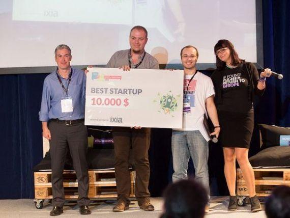 Axosuits, startup care dezvolta exoscheleti pentru persoanele cu dizabilitati, castiga How to Web Startup Spotlight 2014