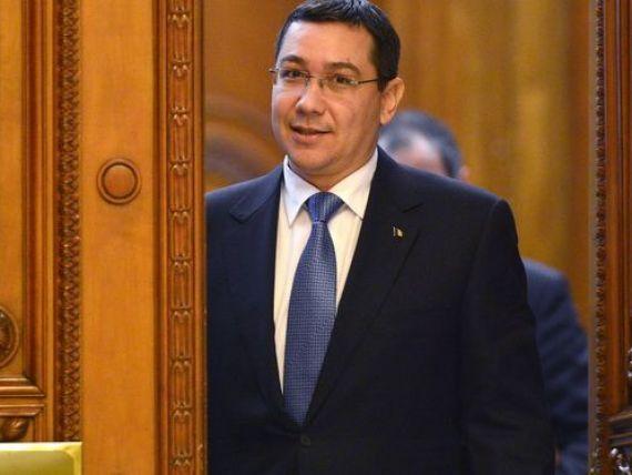Ponta asigura ca accizele raman la nivelul anului 2014, desi ar fi trebuit sa scada dupa cursul BCE