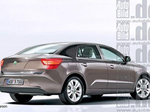 Volkswagen-ul de 7.500 de euro si primele poze cu Sandero german. Detalii despre motor si dotari