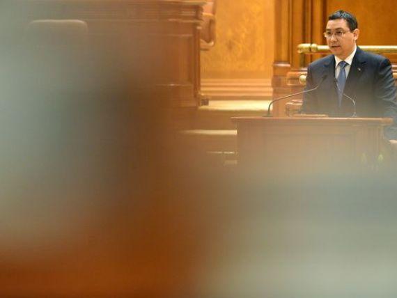 Ponta le-a spus ministrilor sa stea  linistiti  la remaniere: Daca va apare numele, poate aveti dusmani