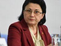 Ecaterina Andronescu a fost demisă de Viorica Dăncilă