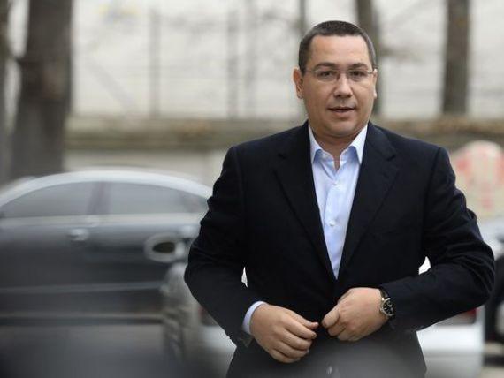 Ponta: Mi-as depune mandatul de prim-ministru, daca Iohannis ar numi un premier de la actuala coalitie