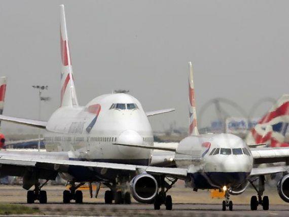 Traficul de pasageri pe aeroporturile din UE l-a depasit pe cel din tarile non-UE, pentru prima fata in ultimii 8 ani