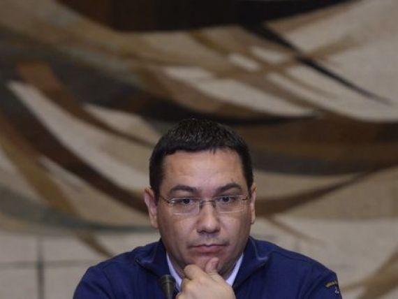 Ponta versus FMI: De la  boala crizei mondiale  si  sinucidere nationala  la  certificat de sanatate ; IT C poate fi motorul cresterii economice; revolutia RCA scoate oamenii in strada