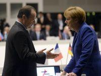 Bolnavii cronici ai Europei. Angela Merkel critica Franta si Italia pentru ca nu fac suficiente reforme pentru reducerea datoriei