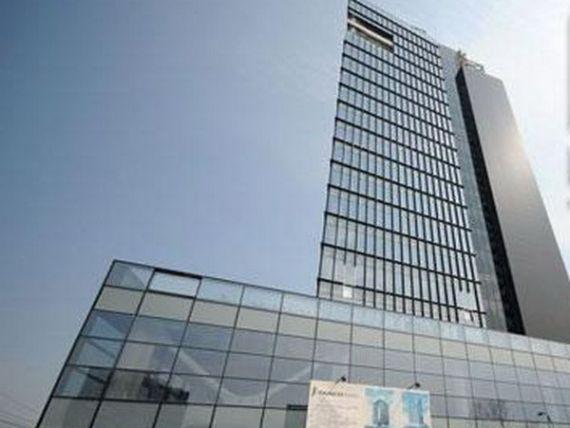 Grecul Ioannis Papalekas cumpara cladirea de birouri Nusco Tower din Floreasca si un teren din apropiere, cu 50 milioane euro
