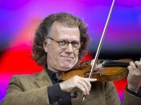 Violonistul olandez André Rieu va concerta in premiera in Romania, pe 13 iunie 2015, in Piata Constitutiei din Capitala