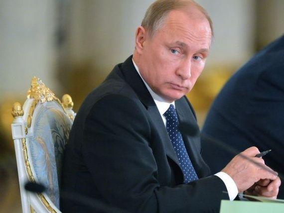 Vladimir Putin, marele castigator al acordului de la Minsk: intelegerea ii permite crearea unui stat marioneta in Ucraina. Rusia si-a intensificat ofensiva in tara vecina