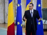 Ponta, intrebat de ce a fost dat publicitatii bugetul, daca nu era finalizat: Intrebati-l pe Valcov!
