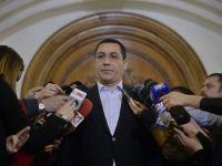 """Ioahnnis a semnat preluarea interimatului la Finante de catre premier. Ponta: """"Dupa adoptarea Codurilor Fiscale, voi inainta presedintelui propunerea pentru noul ministru"""""""