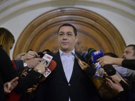 Ioahnnis a semnat preluarea interimatului la Finante de catre premier. Ponta:  Dupa adoptarea Codurilor Fiscale, voi inainta presedintelui propunerea pentru noul ministru