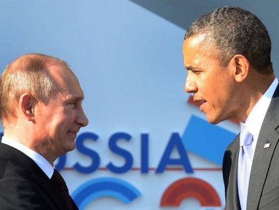 Barack Obama isi da acordul pentru noi sanctiuni impuse Rusiei si trimiterea de armament in Ucraina. Reactia Moscovei