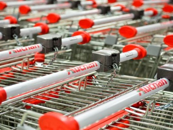 Auchan a platit 257 mil. euro pentru achizitia Real in Romania, una dintre cele mai mari tranzactii de pe piata de retail din Europa Centrala si cea mai mare din tara in 2014