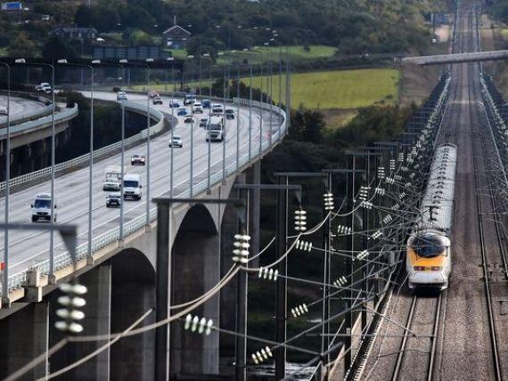 China va construi o cale ferata de mare viteza intre Belgrad si Budapesta, proiect de 1,5 mld. euro