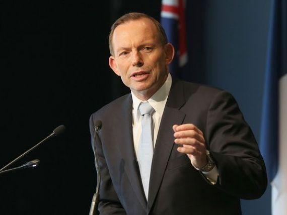 Vasta remaniere guvernamentala in Australia, tara cu o  politica foarte restrictiva pe imigratie. Abbott:  In cele din urma, nu reusesti nimic fara o economie puternica