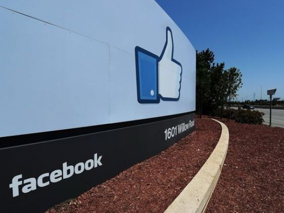 Actiunile Facebook, nivel record: 81,45 dolari/unitate, datorita platformelor mobile. La cat a ajuns valoarea de piata a gigantului