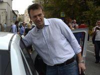 Opozantul rus Aleksei Navalnii, condamnat la 15 zile de detentie, pentru planuirea unui mars la Moscova