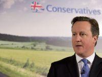 Lovitura pentru premierul Cameron, in apropierea alegerilor: cresterea economiei britanice a incetinit in T1