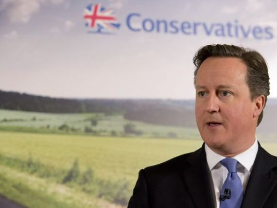 Premierul Cameron vrea cat mai repede referendum privind apartenenta Marii Britanii la UE