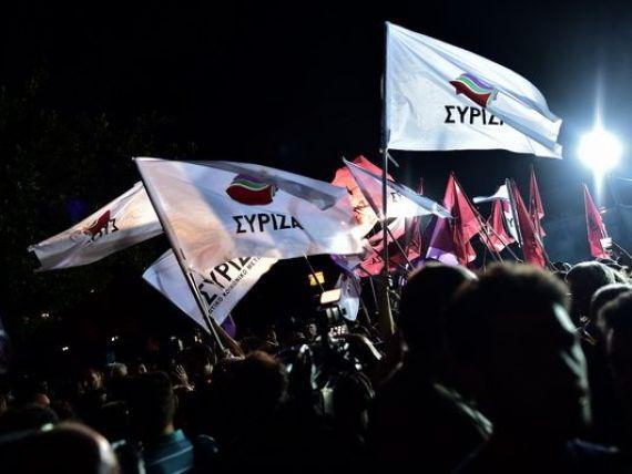 Syriza, partidul de stanga favorit la alegerile din Grecia, sustine ca vrea sa reduca puterea oligarhilor care controleaza economia tarii