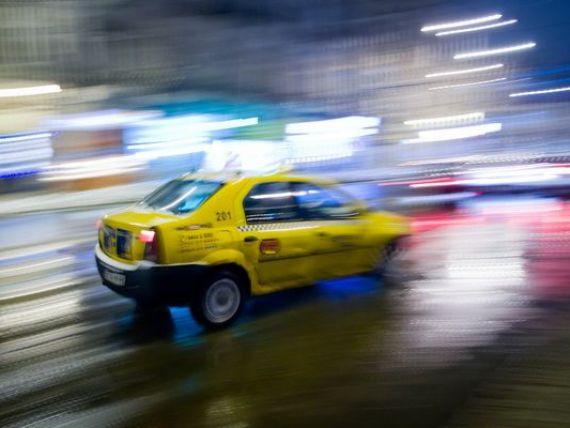 Opt firme de taxi din Bucuresti, amendate de Concurenta, cu 500.000 euro, pentru o  intelegere tacita