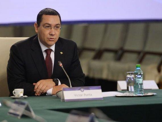 Victor Ponta a schimbat conducerea Inspectoratului de Stat in Constructii