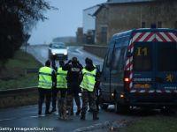 ATAC TERORIST LA PARIS: Franta mentine alerta antiterorista la cel mai inalt nivel. Fratii Kouachi, autorii atacului de la Charlie Hebdo, au fost ucisi