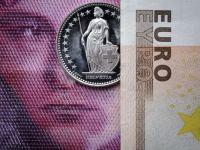 Francul elvetian a depasit un nou record, cursul BNR ajungand la 4,4716 lei/franc. Euro si-a temperat cresterea, dar ramane peste 4,5 lei. PNL cere adoptarea legii insolventei personale