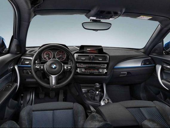 BMW Seria 1 2015. Schimbari importante si o cutie de viteze mai desteapta decat omul