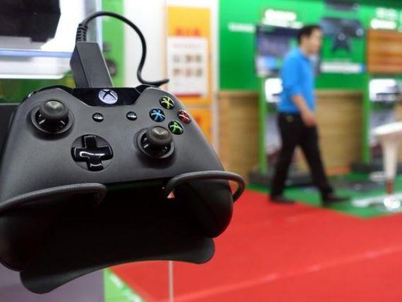 Premiera mondiala: o banca ofera servicii bancare prin consola de jocuri Xbox