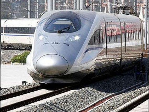 Rusia si China investesc 242 mld. dolari intr-o cale ferata de mare viteza Moscova-Beijing