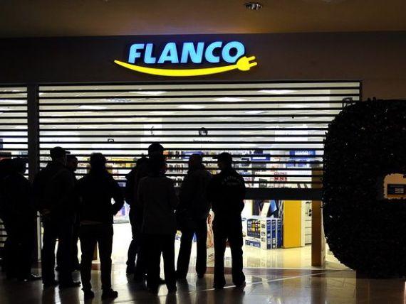 Flanco va lansa in acest an o marca proprie de produse si va investi 10 mil. lei in patru magazine noi