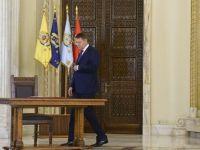 Iohannis s-a intalnit cu guvernatorul Mugur Isarescu. Discutii pe tema crizei francului