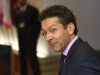 Dijsselbloem, Eurogroup: Problemele Greciei nu au disparut si sunt necesare solutii. Liderii europeni avertizeaza ca nu sunt dispusi sa renegocieze datoria publica a tarii