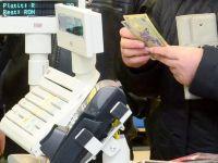 Magazinele care nu emit bonuri fiscale vor putea fi reclamate la un Telverde, de la 1 martie